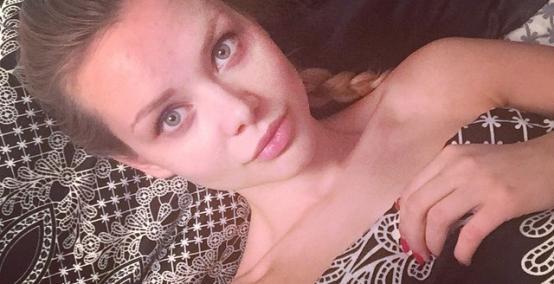 Ola Ciupa odsłania twarz bez make-upu