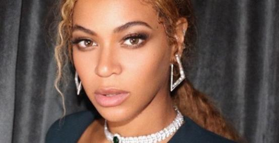 Beyonce na ślubie Sereny Williams