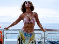 Beyonce w bikini i na jachcie prezentuje swoje szczęście