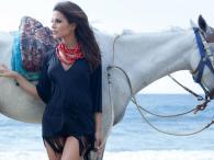 Diana Morales w bikini Aguaclara