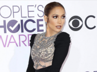 Jennifer Lopez elegancko na gali People's Choice Award