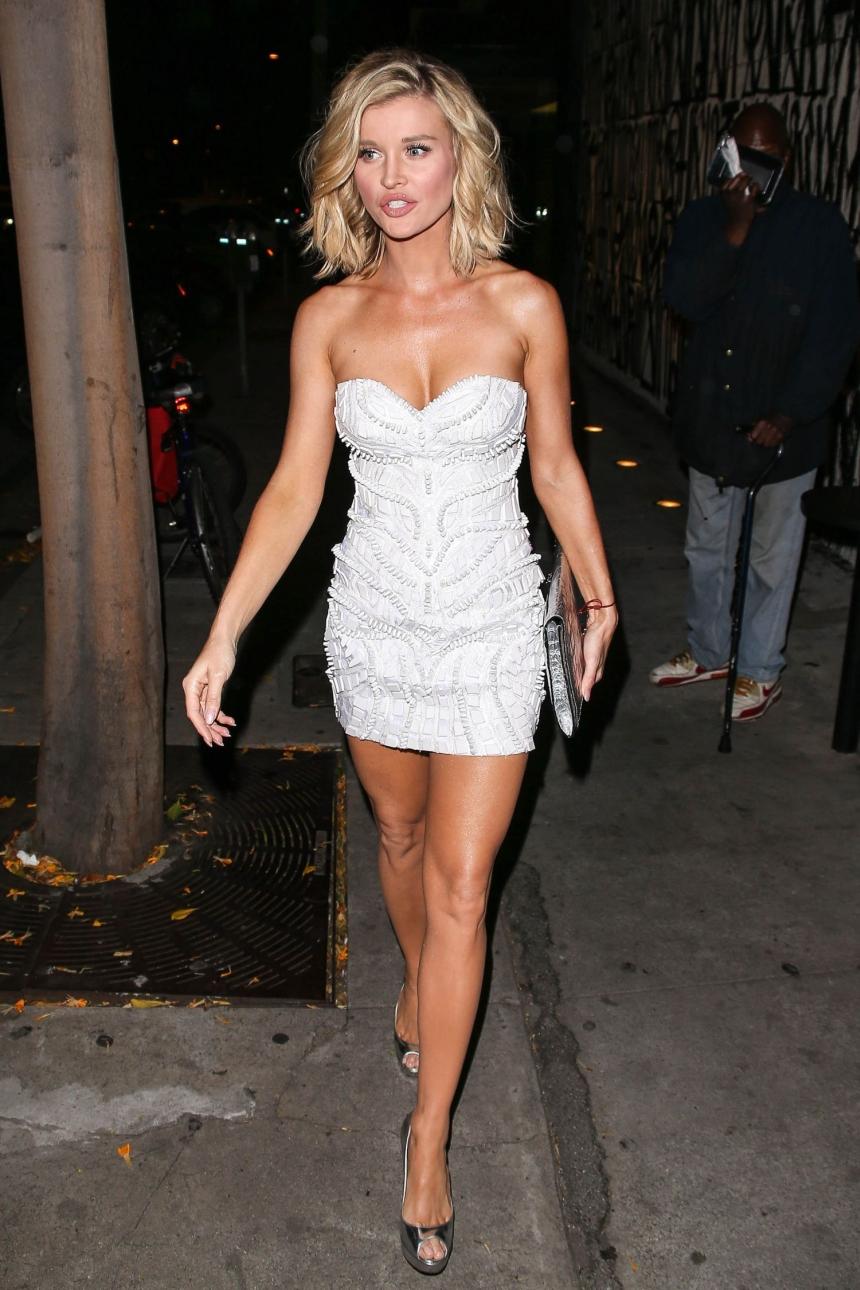 Zdjęcie: joanna krupa hollywood biala sukienka 02.jpg
