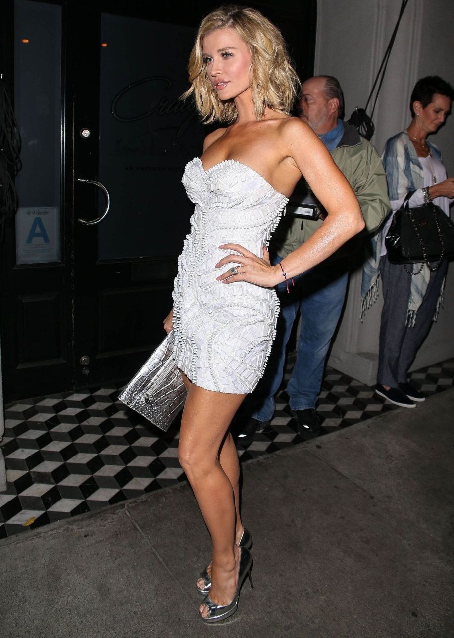 Zdjęcie: joanna krupa hollywood biala sukienka 04.jpg