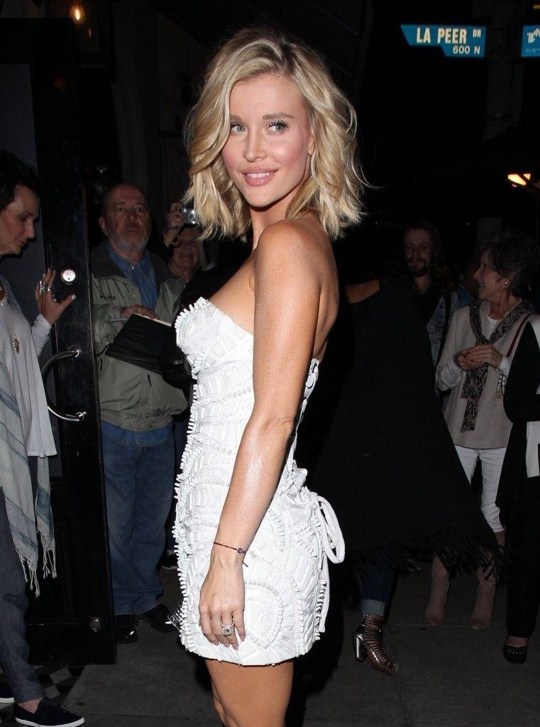 Zdjęcie: joanna krupa hollywood biala sukienka 05.jpg