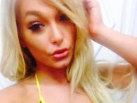 Lara Cole - to się nazywa seksowne selfie!