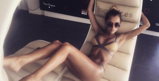 Natalia Siwiec i jej szczupłe ciało na Ibizie
